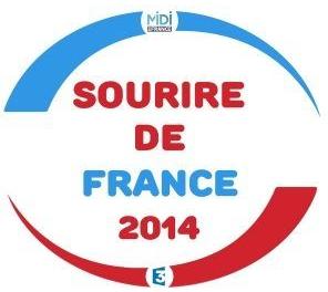 Prix Sourire de France 2014